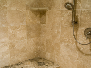 Cleaning Your Travertine Shower