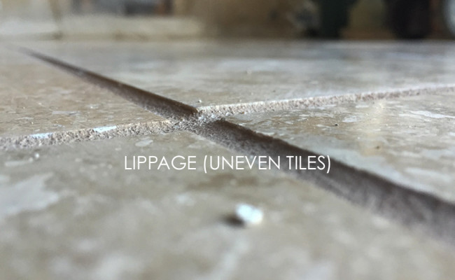 lippage-removal