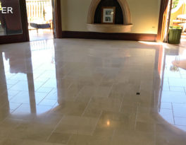 Clarity of Polished Marble Restored