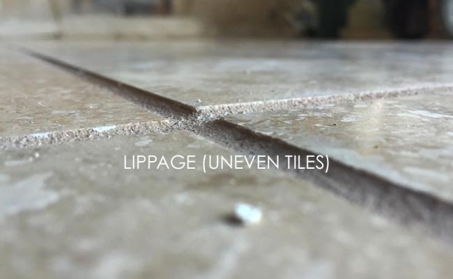lippage-removal