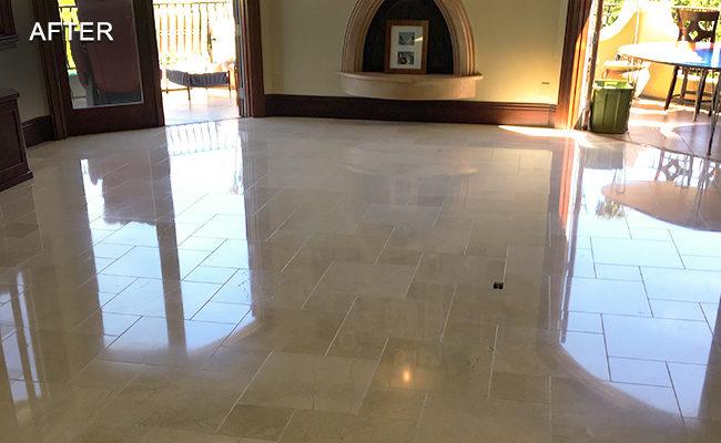 crema-marfil-marble-polishing